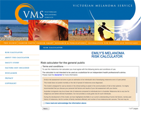 Victorian Melanoma Service
